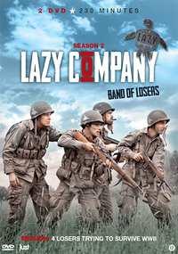 Lazy Company - Seizoen 2-DVD