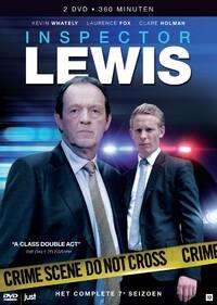 Inspector Lewis - Seizoen 7-DVD