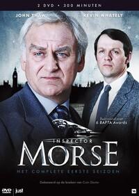 Inspector Morse - Seizoen 1-DVD