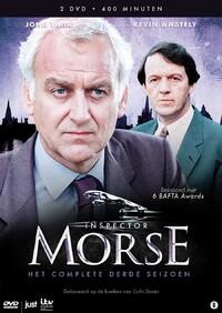 Inspector Morse - Seizoen 3-DVD