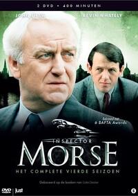 Inspector Morse - Seizoen 4-DVD