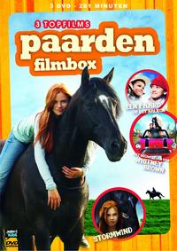 Paarden Filmbox - 3 Topfilms-DVD