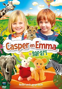 Casper En Emma - Op Safari-DVD