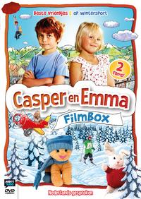 Casper En Emma - Filmbox-DVD