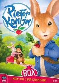Pieter Konijn - Box-DVD