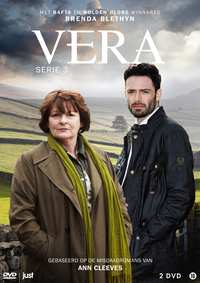 Vera - Seizoen 3-DVD