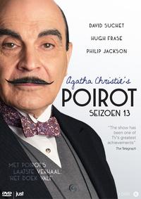Poirot - Seizoen 13-DVD