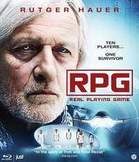 RPG Real Playing Game-Blu-Ray