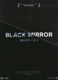 Black Mirror - Seizoen 1 & 2-DVD