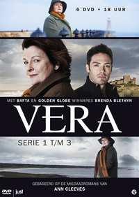 Vera - Seizoen 1-3-DVD