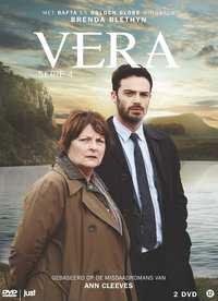 Vera - Seizoen 4-DVD