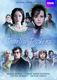 Charles Dickens Collection (10 DVD)-DVD