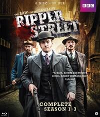 Ripper Street - Seizoen 1-3-Blu-Ray