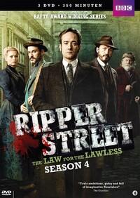 Ripper Street - Seizoen 4-DVD
