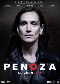 Penoza - Seizoen 1-4-DVD