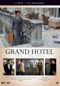 Grand Hotel - Seizoen 3 Deel 1-DVD