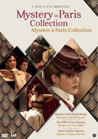 Mystery In Paris Collection-DVD