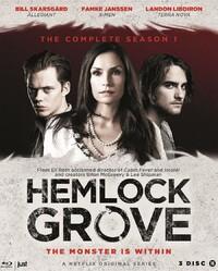 Hemlock Grove - Seizoen 1-Blu-Ray
