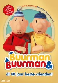 Buurman & Buurman - Al 40 Jaar Beste Vrienden!-DVD