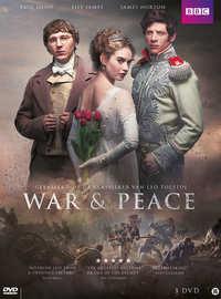 War & Peace (2016)-DVD