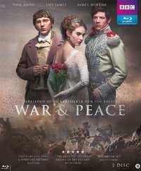War & Peace (2016)-Blu-Ray