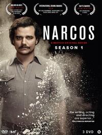 Narcos - seizoen 1 <br />dvd of blu-ray