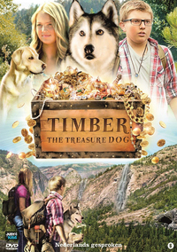 Timber The Treasure Dog-DVD