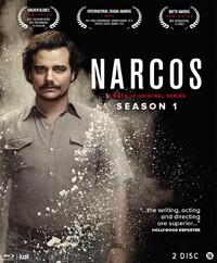 Narcos - Seizoen 1-Blu-Ray
