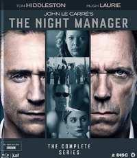 Night Manager-Blu-Ray