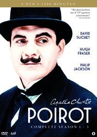 Poirot - Seizoen 1-3-DVD