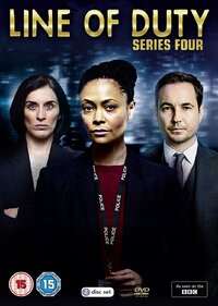 Line Of Duty - Seizoen 4-DVD