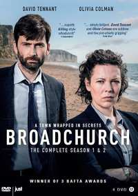 Broadchurch - Seizoen 1-2-DVD