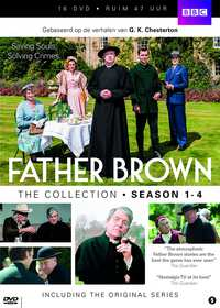 Father Brown - Complete Collection-DVD