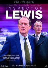 Inspector Lewis - Seizoen 9-DVD