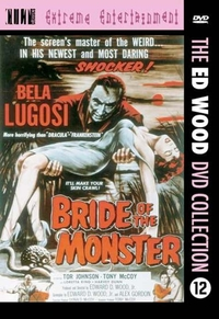 Bride Of The Monster-DVD