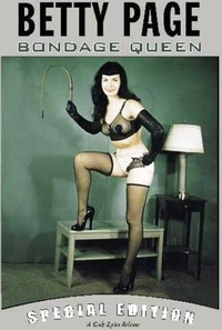 Betty Page - Bondage Queen-DVD