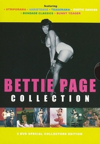 Bettie Page Collection-DVD