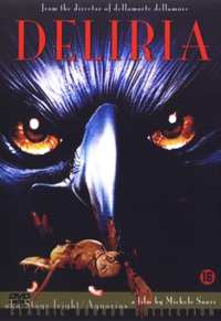 Deliria A.K.A. Stage Fright-DVD