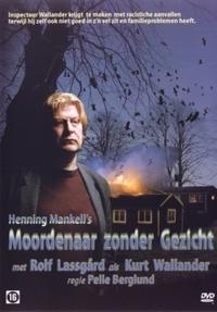 Moordenaar Zonder Gezicht-DVD