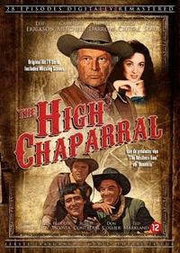 High Chaparral Box 1 (1e Jaargang)-DVD