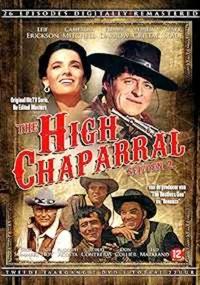 High Chaparral Box 2 (Jaar 2)-DVD