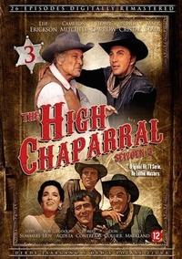 High Chaparral Box 3 (Jaar 3)-DVD