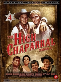 High Chaparral - Seizoen 4-DVD