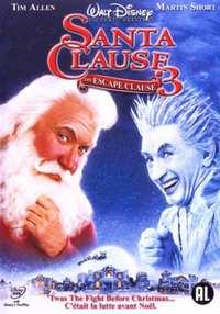 Santa Clause 3-DVD
