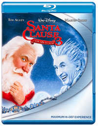 Santa Clause 3-Blu-Ray
