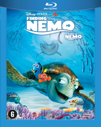 Finding Nemo-Blu-Ray