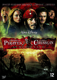 Pirates Of The Caribbean 3: At World's End-DVD