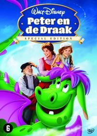 Peter En De Draak-DVD