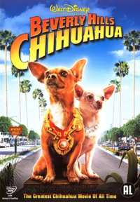 Beverly Hills Chihuahua-DVD