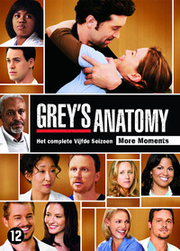 Grey's Anatomy - Seizoen 5-DVD
